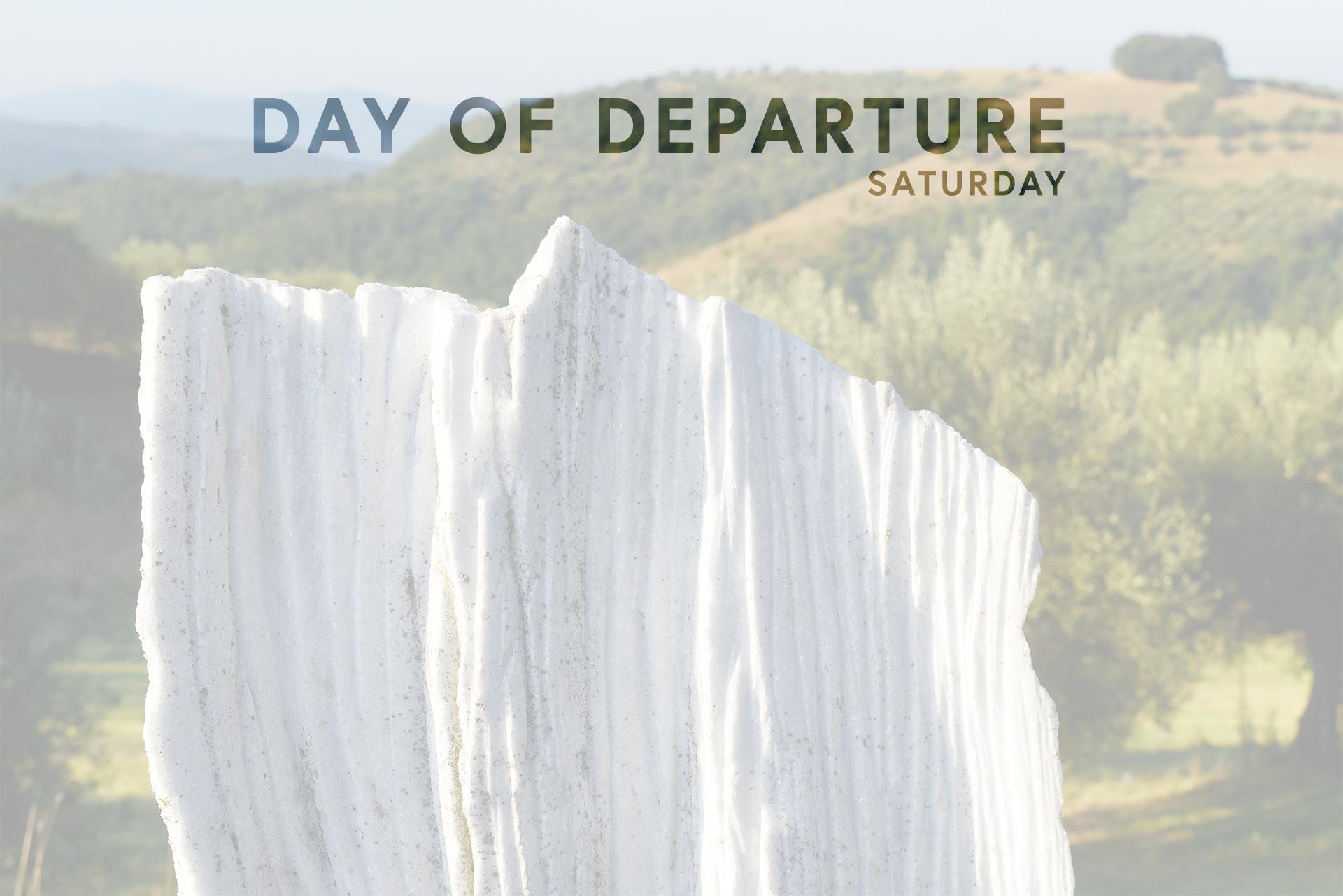 Bild Day of Departure